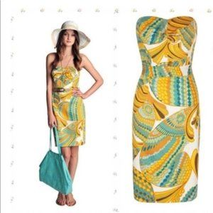 """Trina Turk For BR """"Cora"""" Dress in Pisces NWT- Sz 0"""